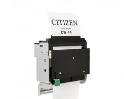 Kiosque d'impression thermique CITIZEN DW14